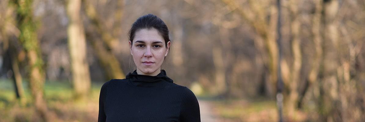 """Елена Зисовска: """"Спортот нè прави доволно храбри и решителни да посегнеме по своите соништа"""""""